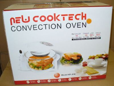 New Cooktech Halogen Oven