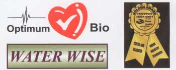 Water Wise Optimum Bio Certification