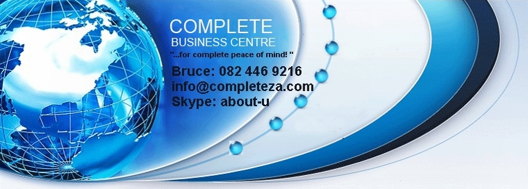 Complete Business Centre Heading